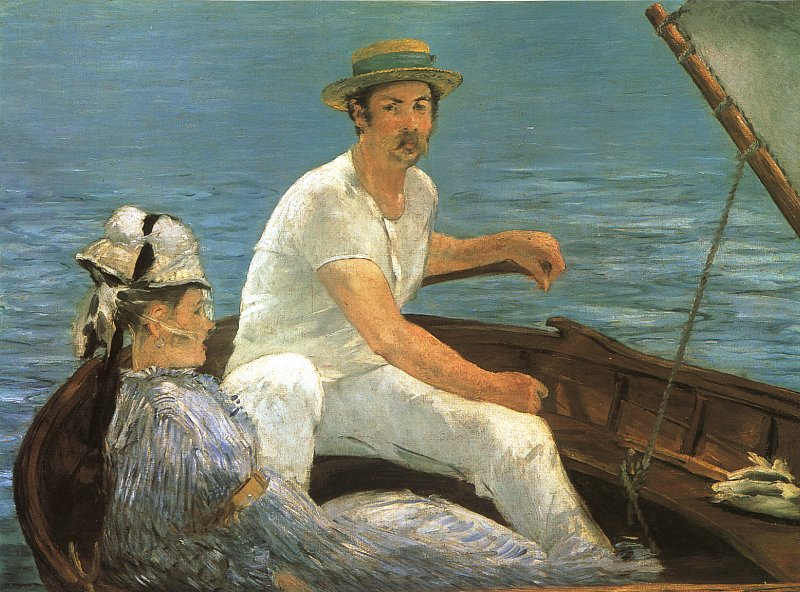 Edouard_Manet_Boating
