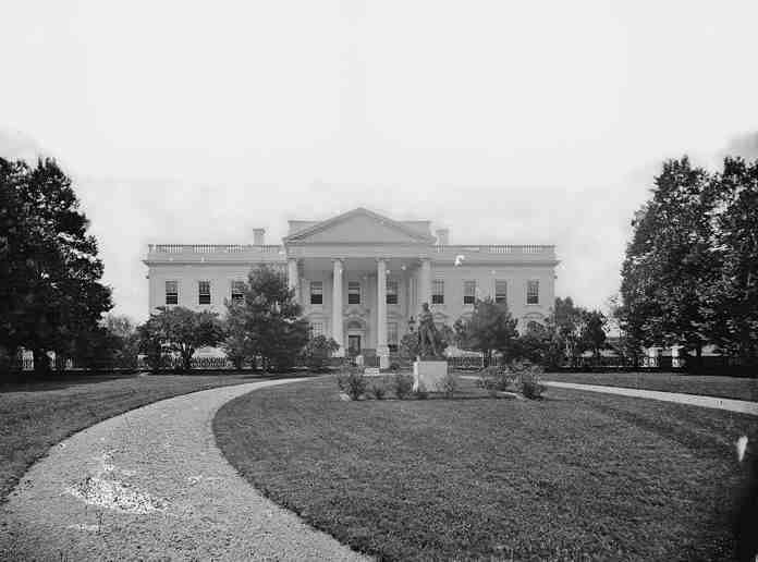 Early white house