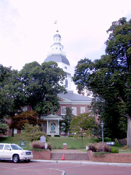 450px-Maryland_State_Capitol_Building