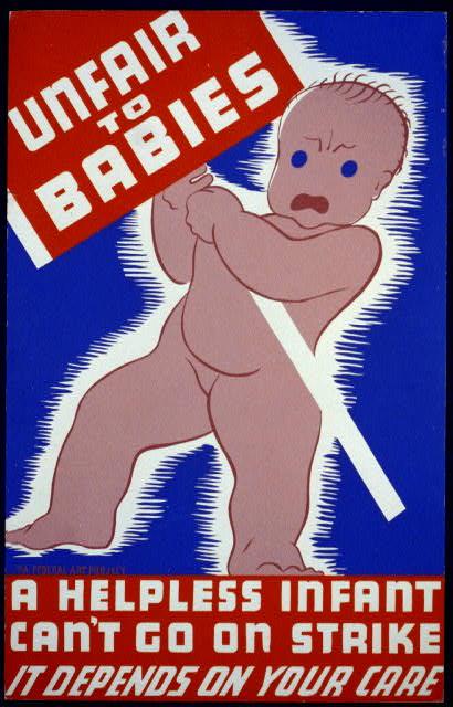 Babyposter