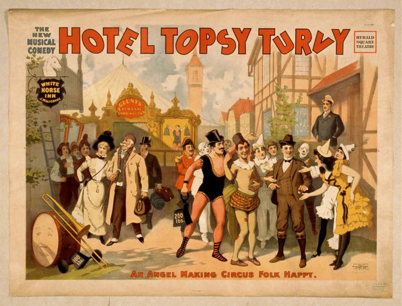Hoteltopsy